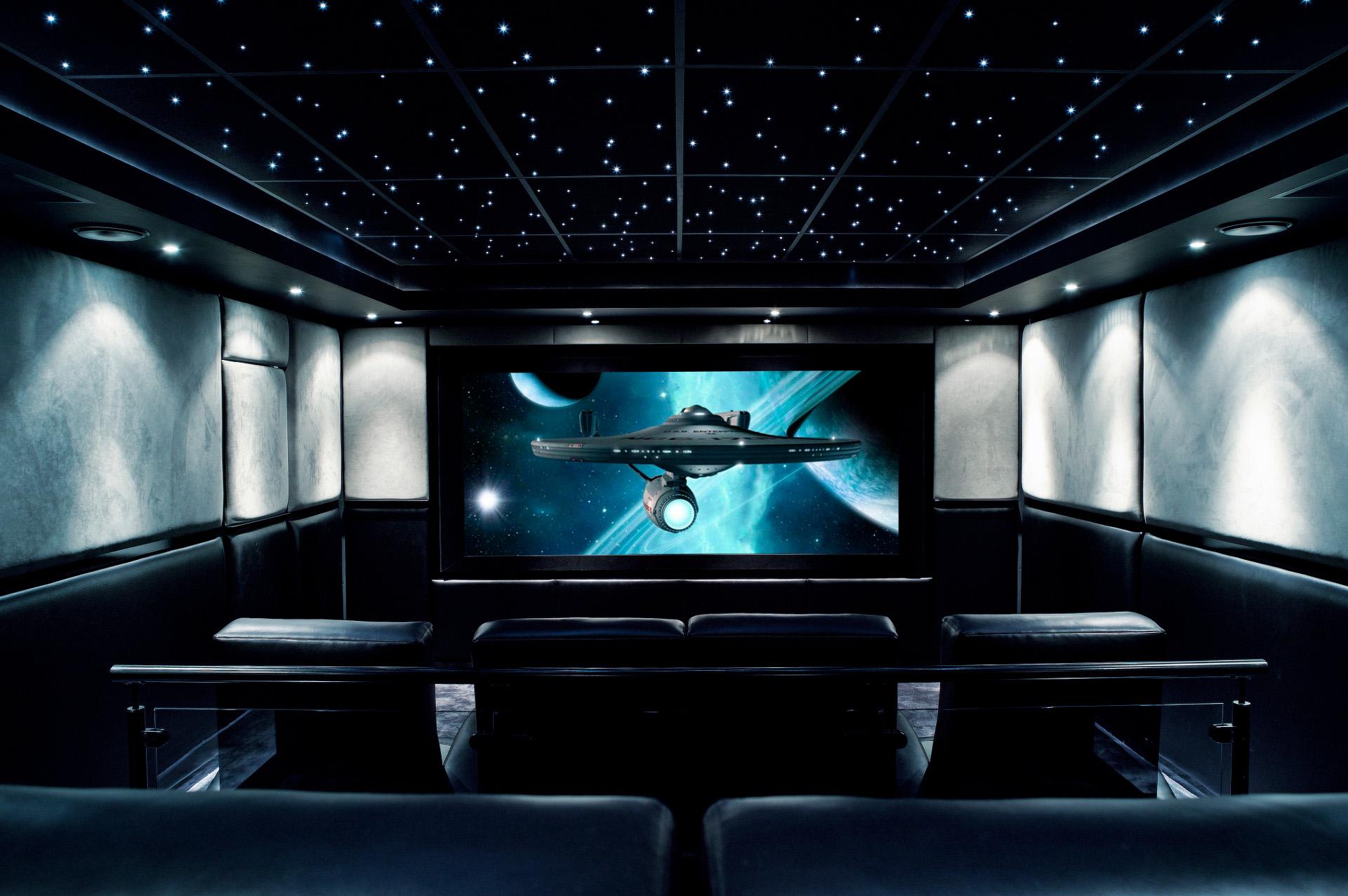Emejing Home Cinema But Contemporary - Transformatorio.us ...